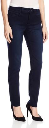 NYDJ Women's Petite Alina Legging Fit Skinny Jeans in Super Sculpt