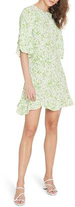 Faithfull The Brand Serafina Floral Minidress