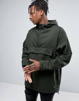 Puma Overhead Hooded Jacket