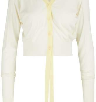 Loewe Cropped cardigan
