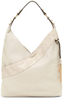 Jessica Simpson Carra Reptile Embossed Hobo