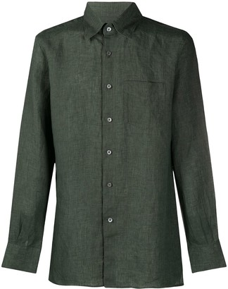 Canali Straight-Fit Shirt