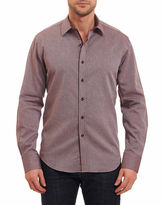 Robert Graham Boden Textured Sport Shirt