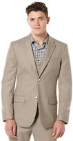 Perry Ellis Big and Tall Grey Twill Suit