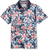 Retrofit Men's Floral Polo