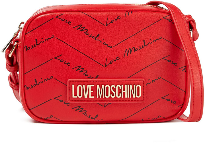 Moschino Red Bags For Women | Shop the world's largest collection of fashion | ShopStyle UK