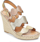Marc Fisher Karida Wedge Sandal - Women's
