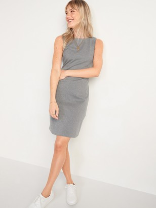 Old Navy Sleeveless Ponte-Knit Sheath Dress for Women