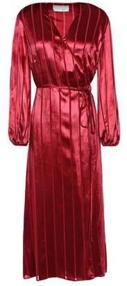 Mason by Michelle Mason 3/4 length dress