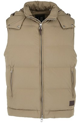 Dunhill Down-Filled Gilet