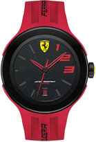 Ferrari Scuderia Men's FXX Red Silicone Strap Watch 46mm 830220