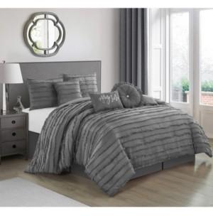 Nanshing Suva 7-Piece Queen Comforter Set Bedding