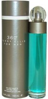 Perry Ellis 360 for Men-3.4-Ounce EDT Spray