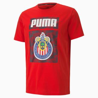 Puma Chivas ftblCore Men's Graphic Tee