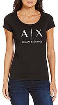 Armani Exchange Classic Logo Tee
