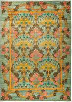 Solo Rugs Suzani Oriental Area Rug, 9'10 x 13'6