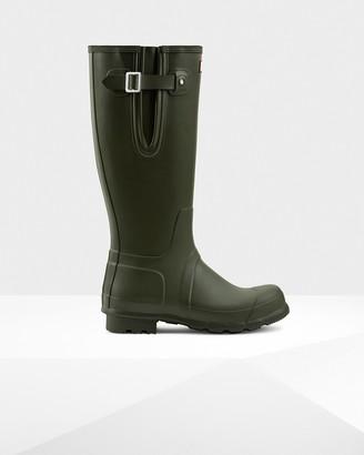 Hunter Men's Original Tall Side Adjustable Rain Boots