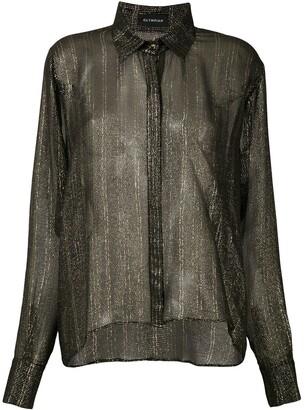 Olympiah Rose silk shirt