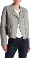 Jack Clover Faux Leather Jacket