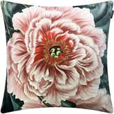 Fly London Vanilla Peony Velvet Cushion - 50x50cm