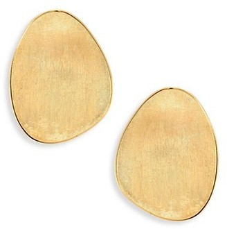 Marco Bicego Lunaria 18K Yellow Gold Statement Earrings