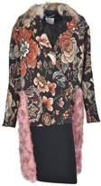 Stella McCartney Fur Free Tapestry Coat