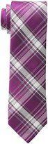 Calvin Klein Men's University Plaid Tie