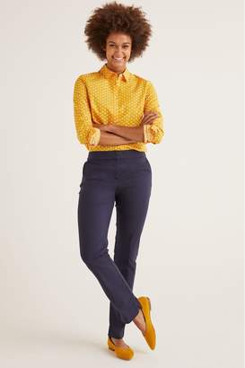 Boden Womens Blue Richmond Trousers - Blue