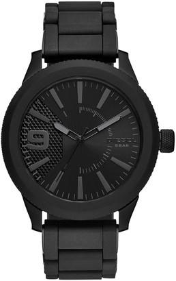 Diesel DZ1873 Rasp Black Dial Black Bracelet Watch