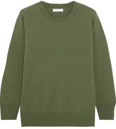 Equipment Melanie Cashmere Sweater - Army green