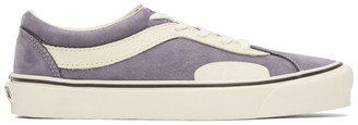 Vans Grey Julian Klincewicz Edition Communication Bold Ni LX Sneakers