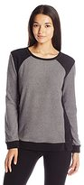 Cuddl Duds Women's Lounge Fleece with Stretch Long Sleeve Pullover