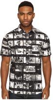 HUF EMB Short Sleeve Woven Shirt