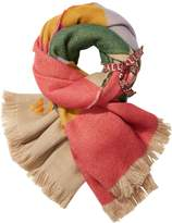 Scotch & Soda Colour Block Scarf