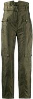 Pinko Quadratino cargo trousers
