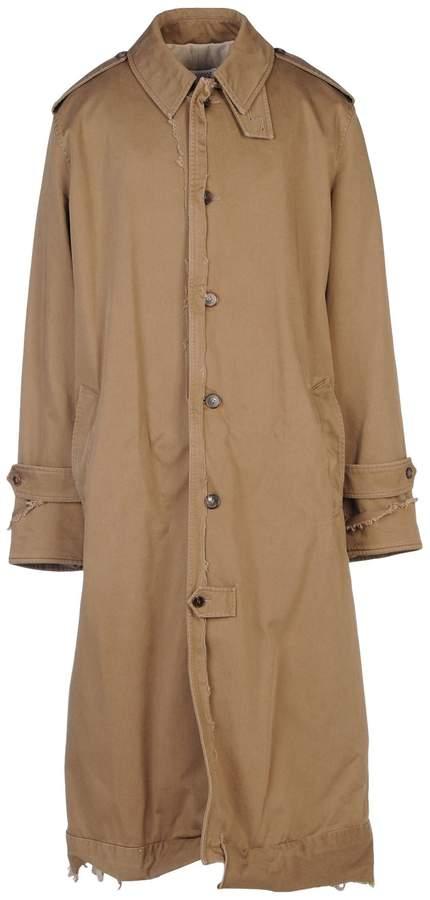 Maison Margiela Overcoats - Item 41707341