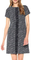 Adrianna Papell Knit Tweed Shift