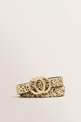 Seed Heritage Mini Double Ring Belt