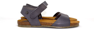 Jonny's Perla and Taupe Women's Sandal - size 36