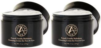 Signature Club A French Vanilla 9 oz Meltdown Cleansing Duo