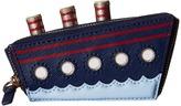 Kate Spade Expand Your Horizons Cruise Ship Coin Purse