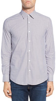Pal Zileri Plaid Sport Shirt