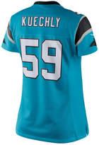 Nike Women's Luke Kuechly Carolina Panthers Color Rush Limited Jersey