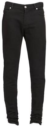 Balmain Tapered Denim Jeans
