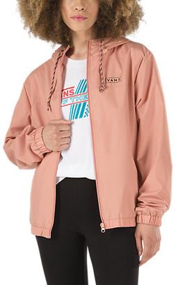 Vans Kastle Easy Box Windbreaker Jacket