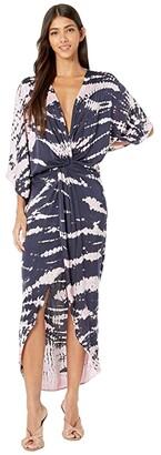 Young Fabulous & Broke Siren Dress (Ink Bamboo) Women's Dress