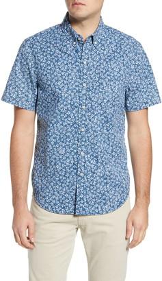 Reyn Spooner Kiko Blooms Short Sleeve Button-Down Shirt