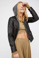 Doma Clash Leather Jacket