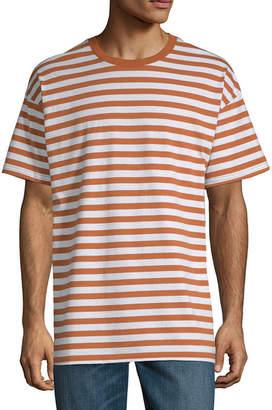 Arizona Oversized Mens Crew Neck Short Sleeve T-Shirt