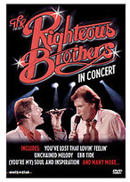 Whitestar The Righteous Brothers in Concert DVD